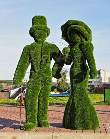 Джентльмен и дама